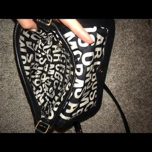Marc Jacobs small black purse